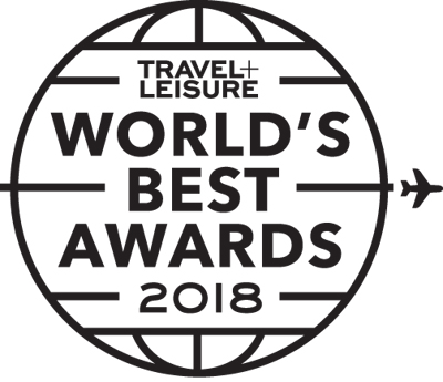 Travel & Leisure World's Best Award