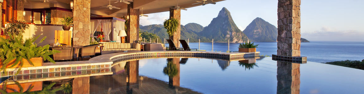 St Lucia Summer Romance Promotion
